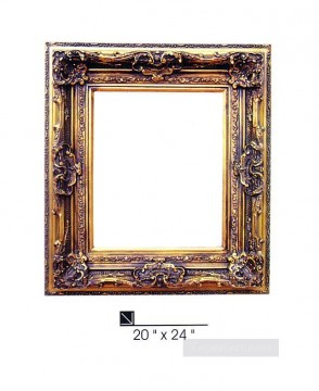 Frame Painting - SM106 SY 3007 resin frame oil painting frame photo
