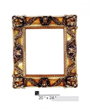 Frame Painting - SM106 SY 3008 resin frame oil painting frame photo