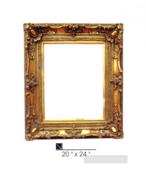 Frame Painting - SM106 SY 3009 resin frame oil painting frame photo