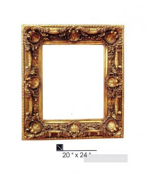 Frame Painting - SM106 SY 3012 resin frame oil painting frame photo