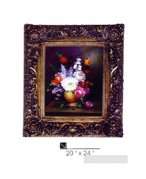 Frame Painting - SM106 SY 3013 resin frame oil painting frame photo