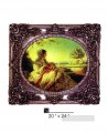 SM106 SY 3014 resin frame oil painting frame photo