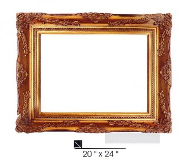 Frame Painting - SM106_SY 3016 resin frame oil painting frame photo