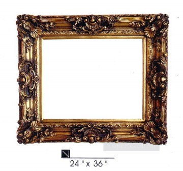 Frame Painting - SM106_SY 3116 resin frame oil painting frame photo