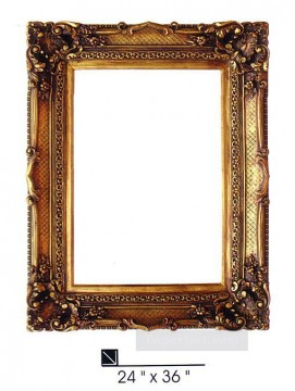 Frame Painting - SM106 SY 3117 resin frame oil painting frame photo