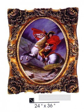 Frame Painting - SM106 SY 3118 resin frame oil painting frame photo