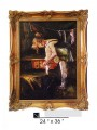 SM106 SY 3119 resin frame oil painting frame photo