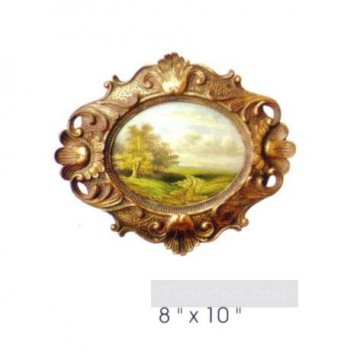 SM106 sy 113 resin frame oil painting frame photo Oil Paintings