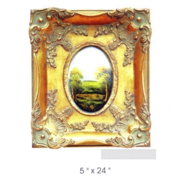 Frame Painting - SM106 sy 2012 1 resin frame oil painting frame photo