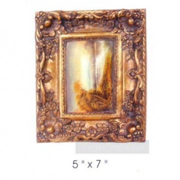 Frame Painting - SM106 sy 2012 9 resin frame oil painting frame photo