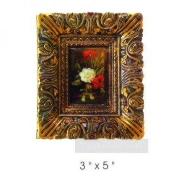Frame Painting - SM106_sy 2104 2 resin frame oil painting frame photo