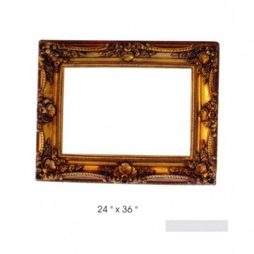 SM106 sy 3125 resin frame oil painting frame photo Oil Paintings