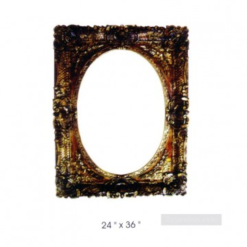 Frame Painting - SM106_sy 3127 resin frame oil painting frame photo