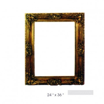 Frame Painting - SM106_sy 3130 resin frame oil painting frame photo