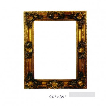 SM106 sy 3131 resin frame oil painting frame photo Oil Paintings