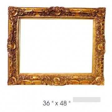 SM106 sy 3210 resin frame oil painting frame photo Oil Paintings