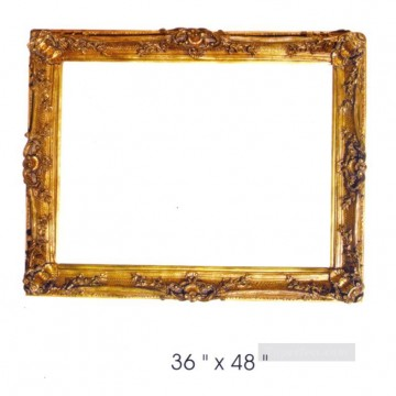 SM106 sy 3211 resin frame oil painting frame photo Oil Paintings