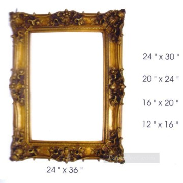 Frame Painting - SM106 sy d05 resin frame oil painting frame photo