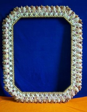 Frame Painting - SM102 FR 004 30by40inch shell frame box
