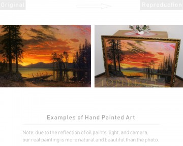 Examples of High Quality 02 Oil Paintings