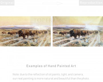 Examples of High Quality 03 Oil Paintings
