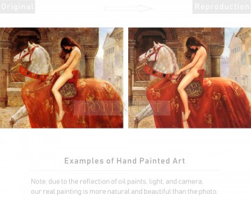 Examples of High Quality 04 Oil Paintings