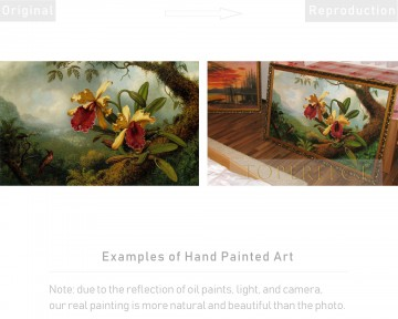 Examples of High Quality 07 Oil Paintings