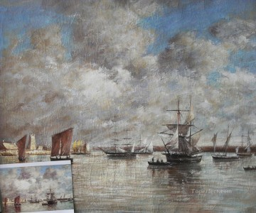 BHQ074 our examples in high quality Oil Paintings