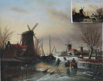 BHQ076 our examples in high quality Oil Paintings