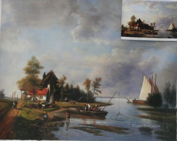 BHQ126 our examples in high quality Oil Paintings