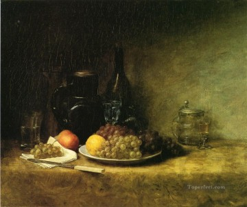 Still Life landscape John Ottis Adams Oil Paintings