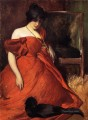 Black and Red John White Alexander