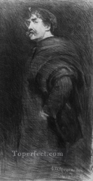 White Art - James McNeill Whistler John White Alexander