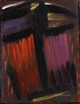 Artworks by 350 Famous Artists Painting - MEDITATION 4 Alexej von Jawlensky