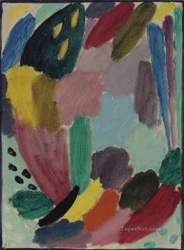 Artworks by 350 Famous Artists Painting - Variation Alexej von Jawlensky