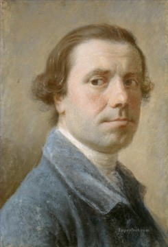 Self portrait Allan Ramsay Portraiture Classicism Oil Paintings