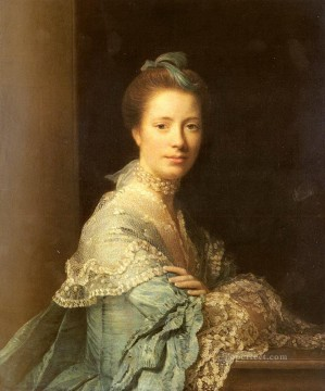 portrait of jean abercromby mrs morison Allan Ramsay Portraiture Classicism Oil Paintings