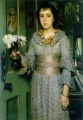 Portrait of Anna Alma Tadema Romantic Sir Lawrence Alma Tadema
