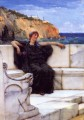 Resting Romantic Sir Lawrence Alma Tadema
