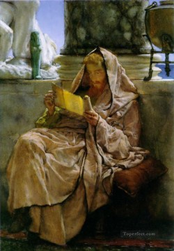 Lawrence Canvas - prose Romantic Sir Lawrence Alma Tadema