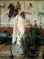 A greek woman Romantic Sir Lawrence Alma Tadema