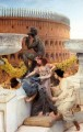 The Coliseum Romantic Sir Lawrence Alma Tadema