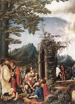 Apostle Art - Communion Of The Apostles Flemish Denis van Alsloot