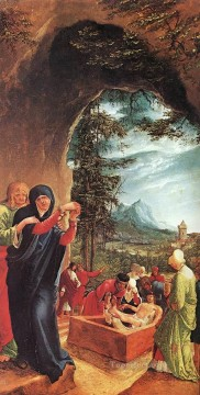 Denis van Alsloot Painting - The Entombment Flemish Denis van Alsloot