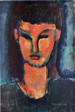 young woman 1910 Amedeo Modigliani Oil Paintings