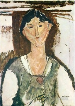 beatrice hastings 1915 Amedeo Modigliani Oil Paintings