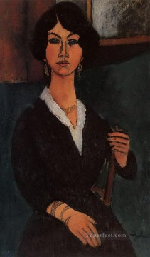 Amedeo Modigliani Painting - almaisa 1916 Amedeo Modigliani