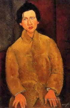 modigliani - chaim soutine 1916 Amedeo Modigliani