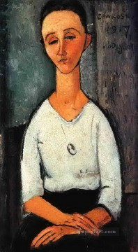 Amedeo Modigliani Painting - chakoska 1917 Amedeo Modigliani