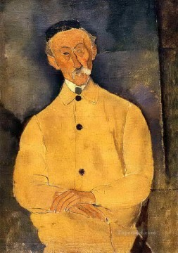 Modigliani Art Painting - constant leopold Amedeo Modigliani